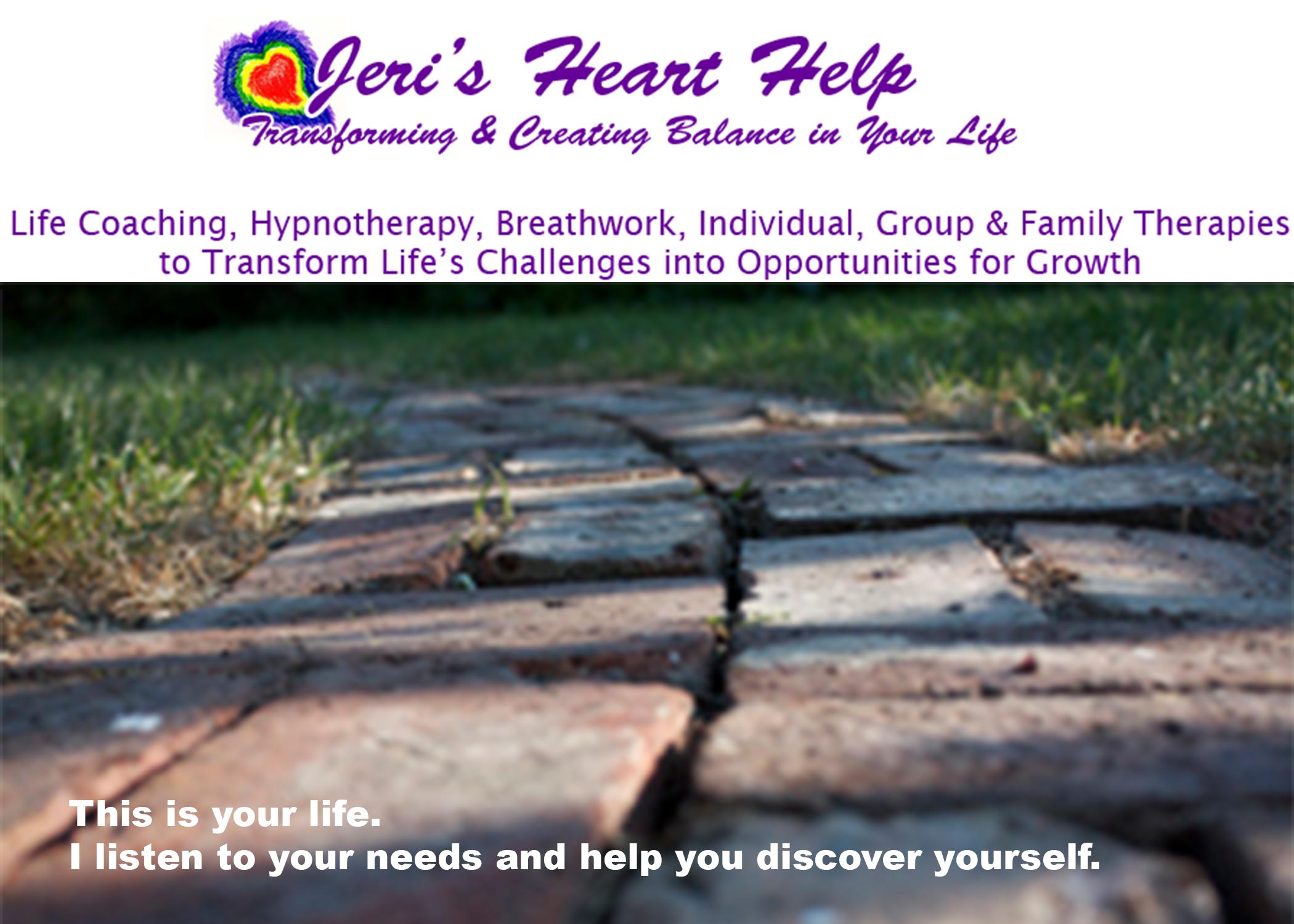 Jeri's Heart Help